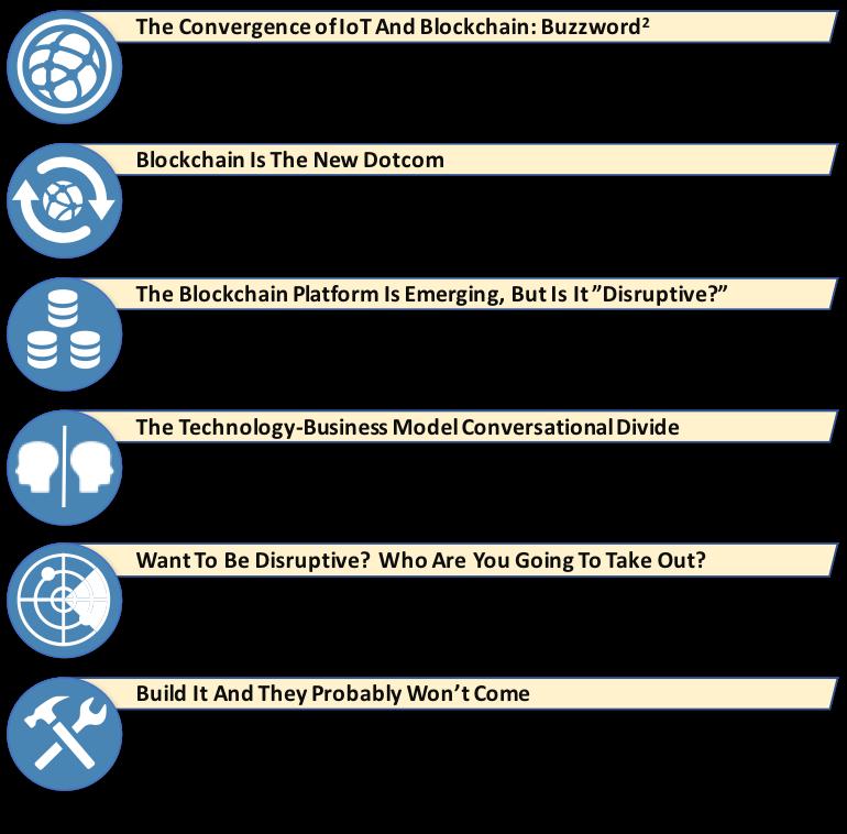2017 Blockchain Takeaways